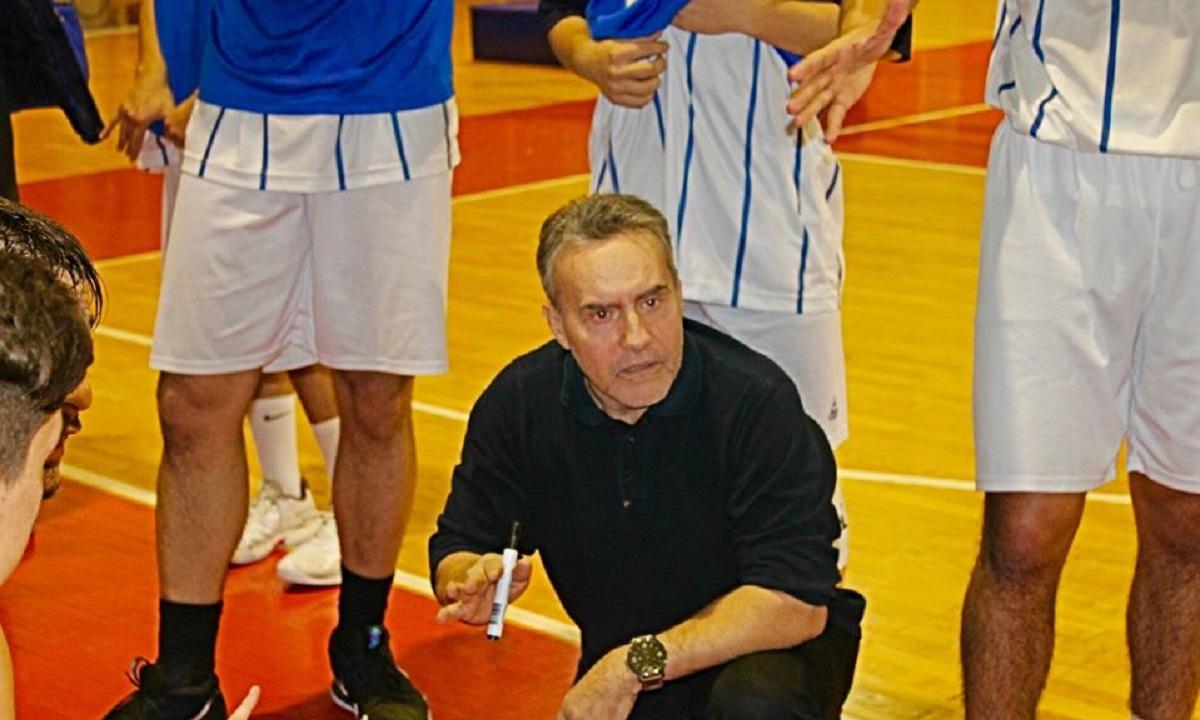 Ασημακόπουλος: «Οδηγίες για… μπάσκετ στο σπίτι»