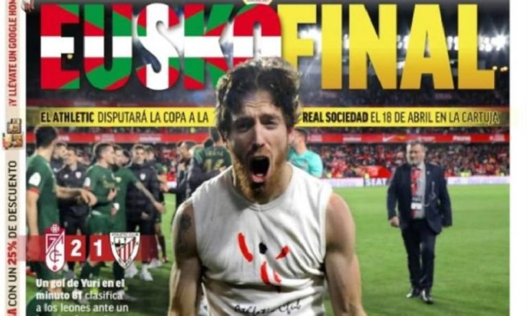 Ξένος αθλητικός Τύπος (6/3): Ο τελικός των Βάσκων στην Ισπανία