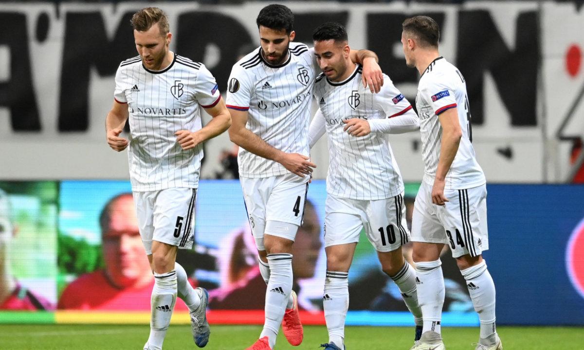Europa League: Τα τυπικά για την πρόκριση η Βασιλεία, στο… φινάλε η Μπασακσεχίρ (vids) - Sportime.GR