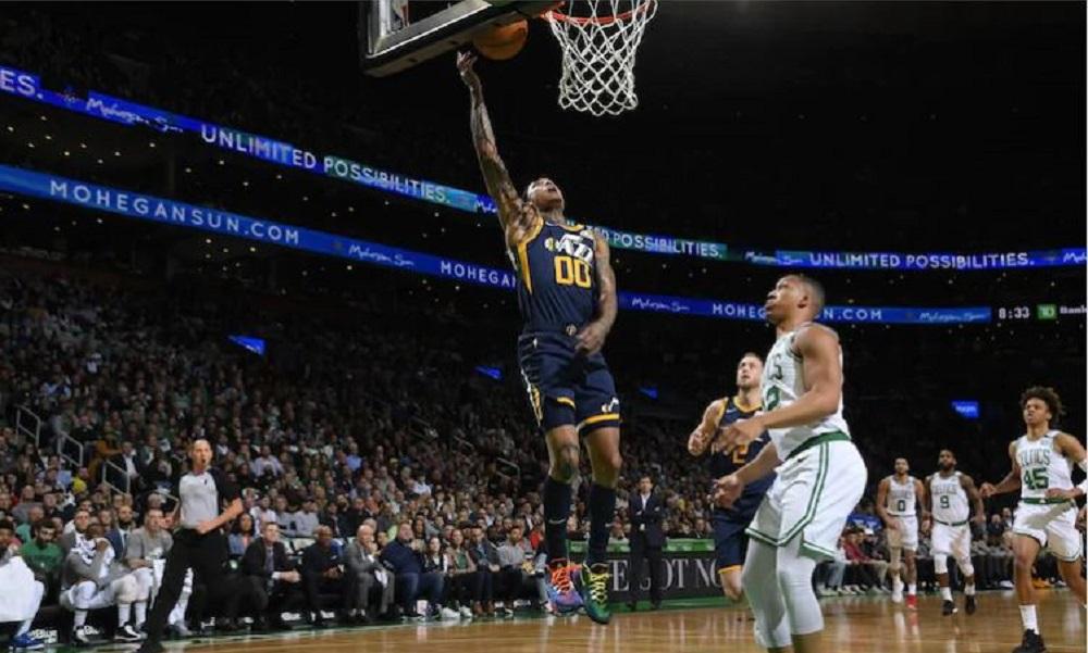 NBA: «Χαμός» στη Δύση, ανέβηκαν 4οι οι Τζαζ, απειλούνται οι Ρόκετς (vid) - Sportime.GR