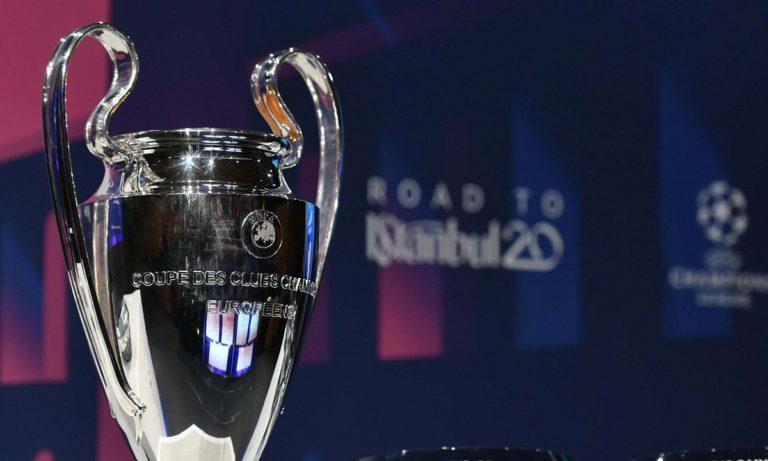 Champions League: Ανατροπή με τον τελικό της διοργάνωσης!