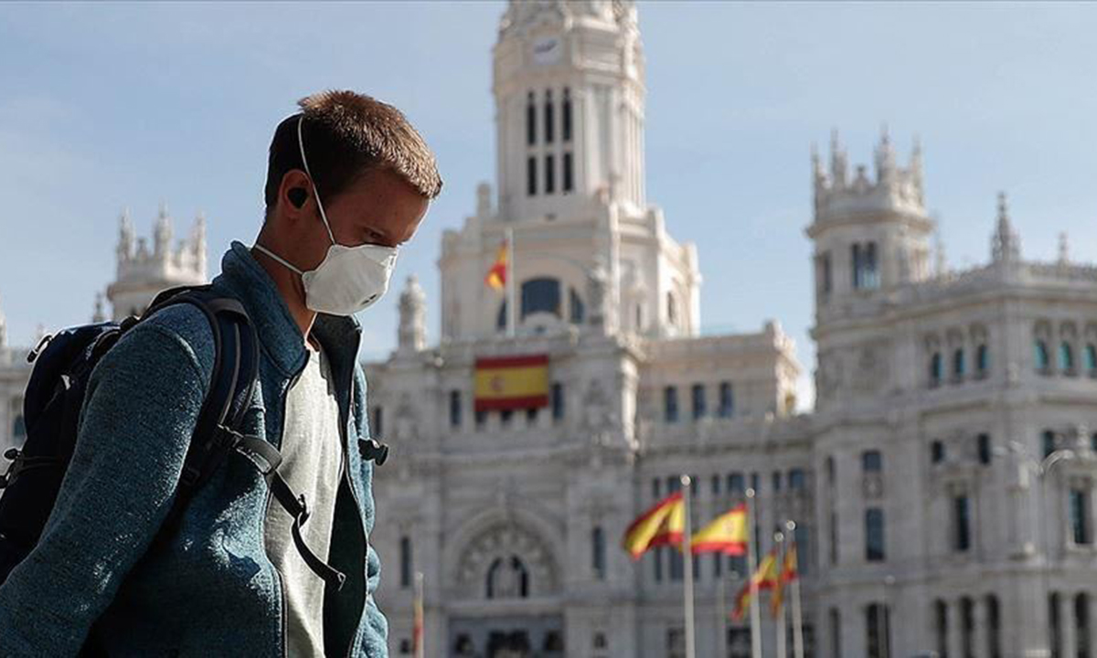 Κορονοϊός Ισπανία: «Μαύρο» ρεκόρ με 838 θανάτους σε 24 ώρες