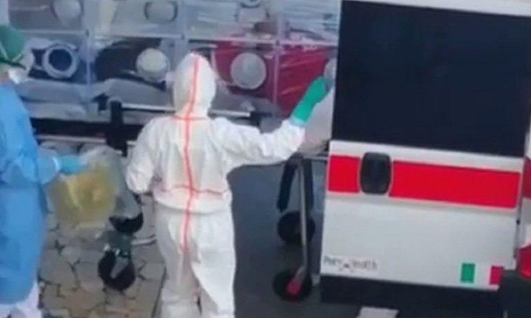 Κορονοϊός – Ιταλία: 2.500 νέα κρούσματα στη Λομβαρδία! (vid)