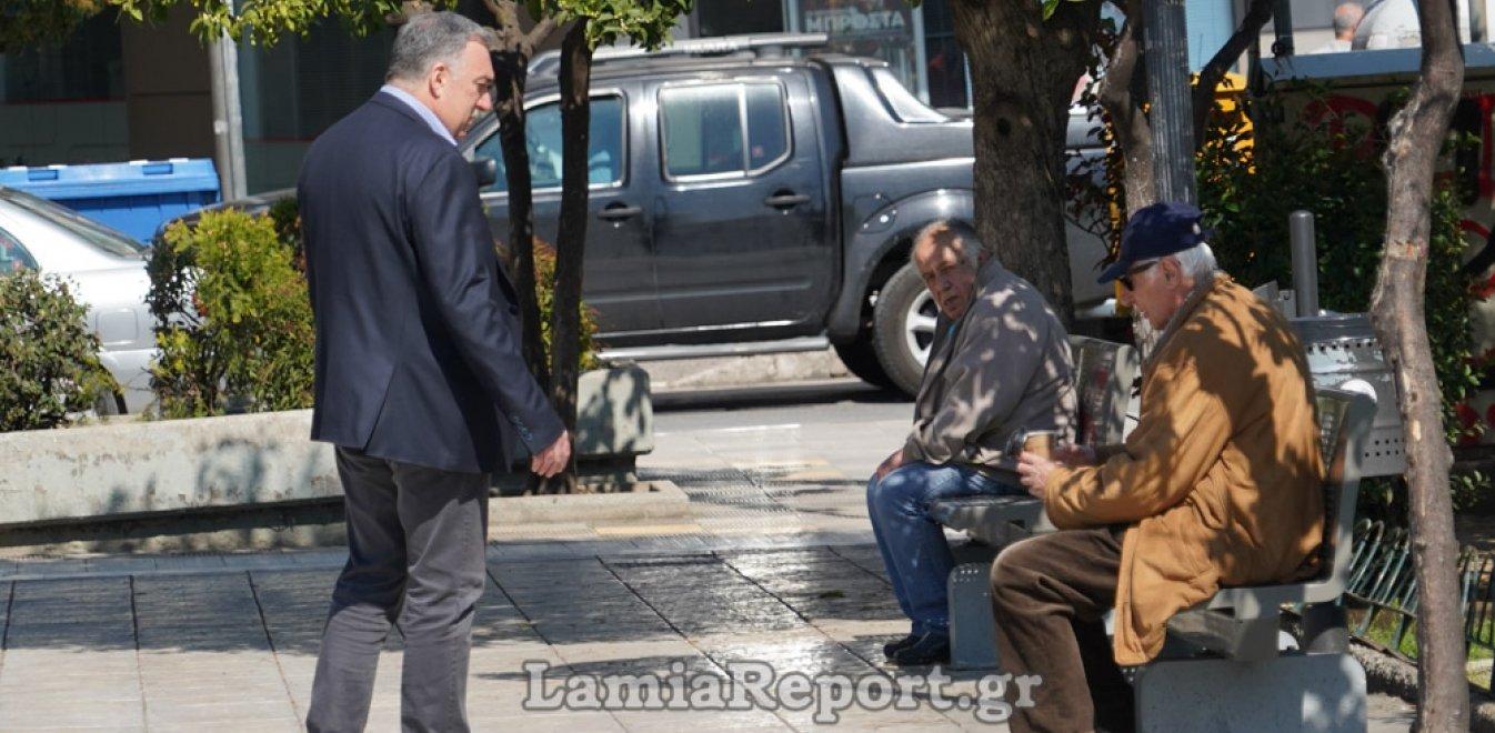 Κορονοϊός – Λαμία: Δεν βάζουν μυαλό – Βγήκε στους δρόμους ο Δήμαρχος (vid) - Sportime.GR