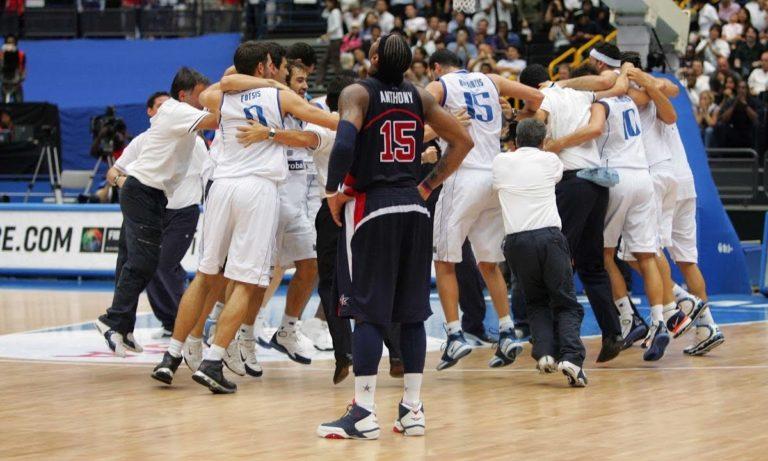Η FIBA αναβιώνει το ελληνικό έπος της Σαϊτάμα!