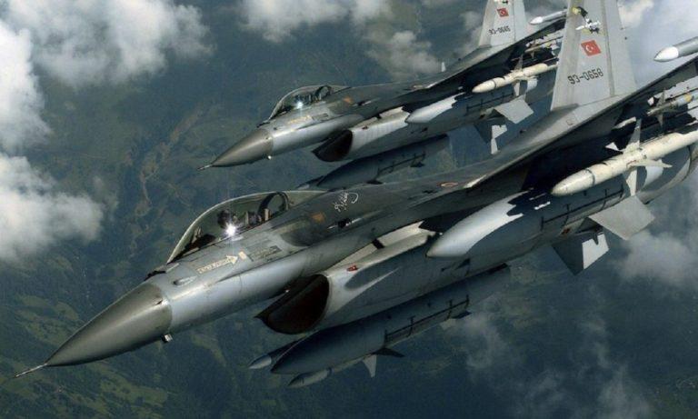 Πήρε τους μετανάστες από τον Έβρο η Τουρκία και έστειλε F-16