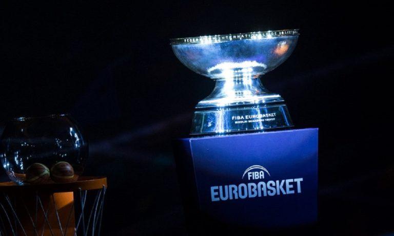 FIBA: Μεταθέτει για το 2022 το Eurobasket 2021