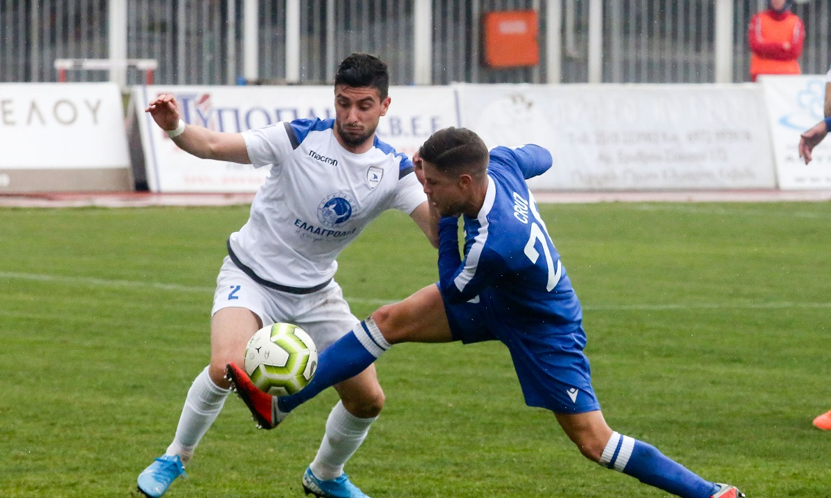 Football League: Ήττα σοκ για Ιωνικό, με buzzer-beater η Νίκη Βόλου στην Καβάλα (vid)
