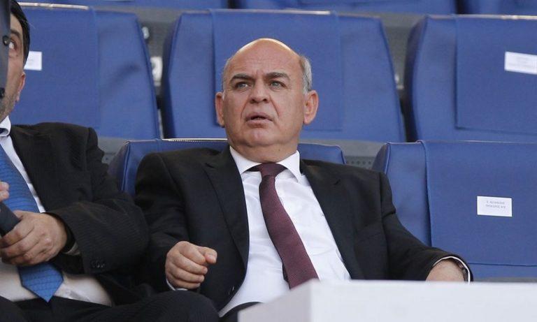 Γραμμένος: «Ο Ολυμπιακός δεν ήθελε αναβολή των play off, αγενής ο Μαρινάκης»