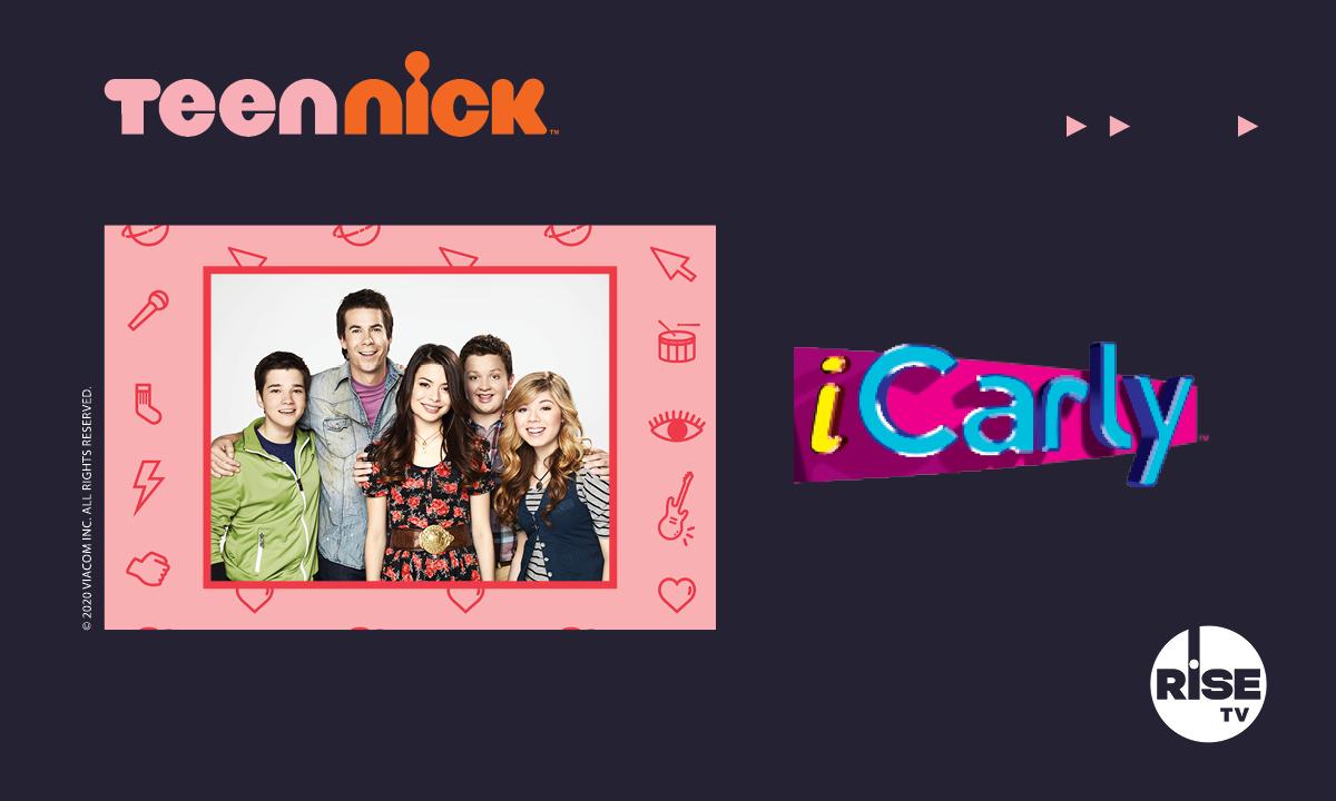 iCarly: Οι influencers που θα λατρέψετε έφτασαν στο TeenNick!