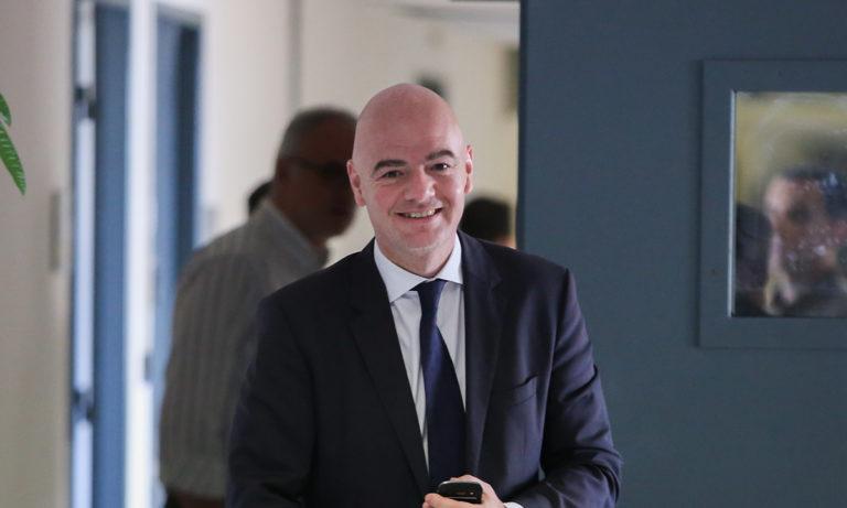 Ινφαντίνο: Προανήγγειλε την αναβολή του Euro2020