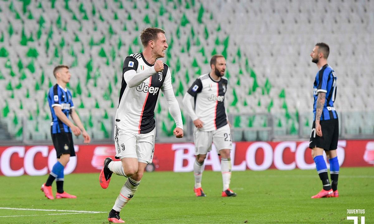 Γιουβέντους – Ίντερ 2-0: Πρώτη ξανά με γκολάρα Ντιμπάλα (vids) - Sportime.GR