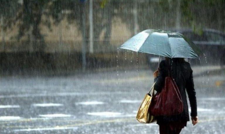 Καιρός 26/3: Βροχές σε όλη την Ελλάδα