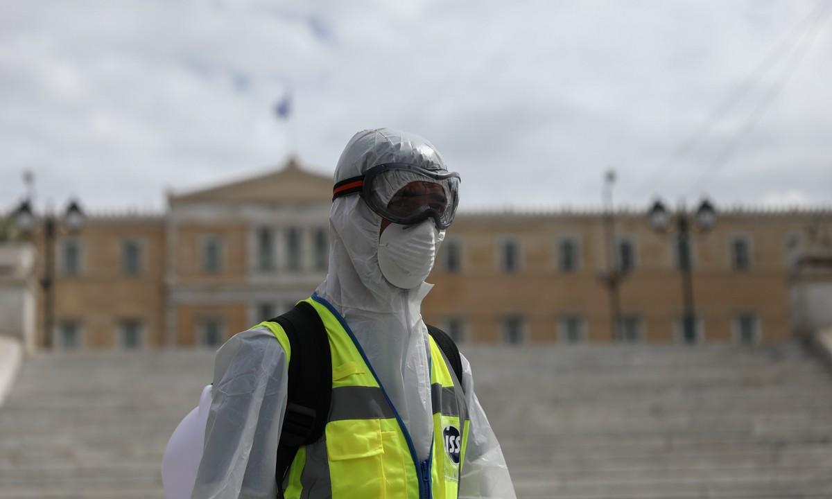 Ελλάδα: 32 νεκροί – 95 νέα κρούσματα (vid)