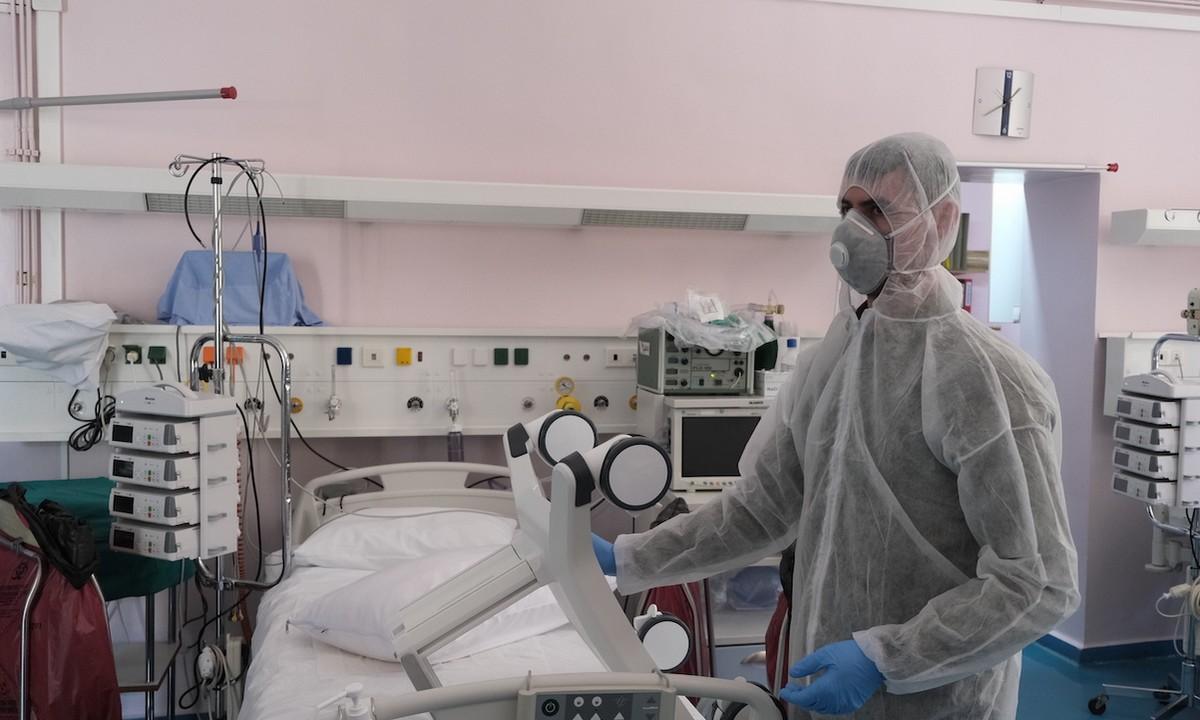 Ελλάδα: 49 νεκροί – 85 διασωληνωμένοι (vid)