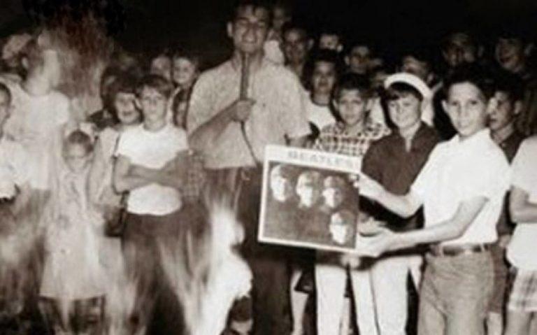 Η διάσημη δήλωση του Τζον Λένον για τον Χριστό και του Beatles
