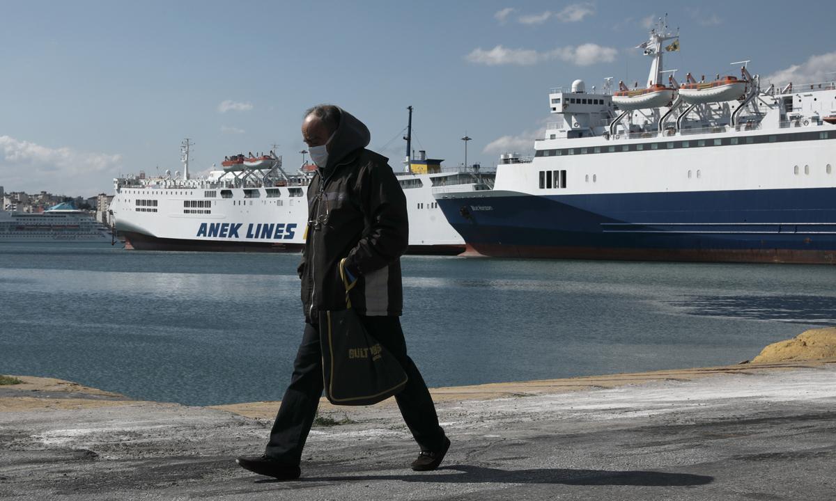Κορονοϊός: Αυξημένη κίνηση στα πλοία!