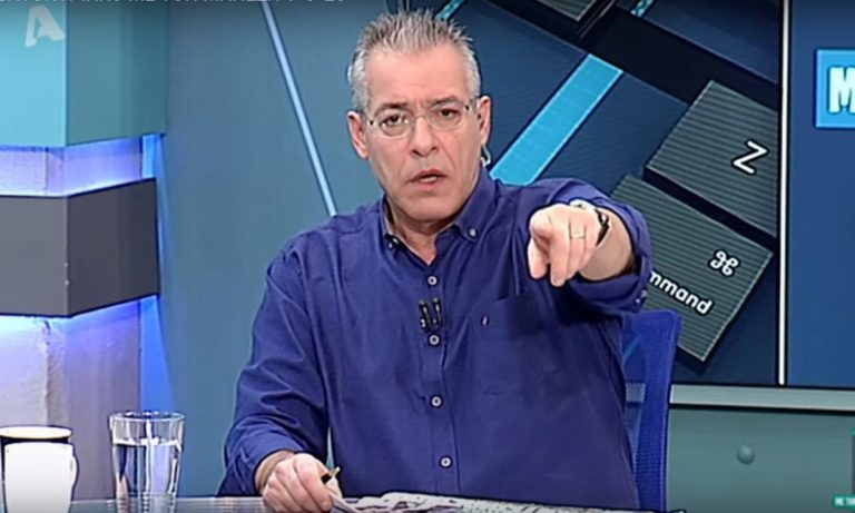 Στο ΕΣΡ ο Νίκος Μάνεσης έπειτα από καταγγελίες