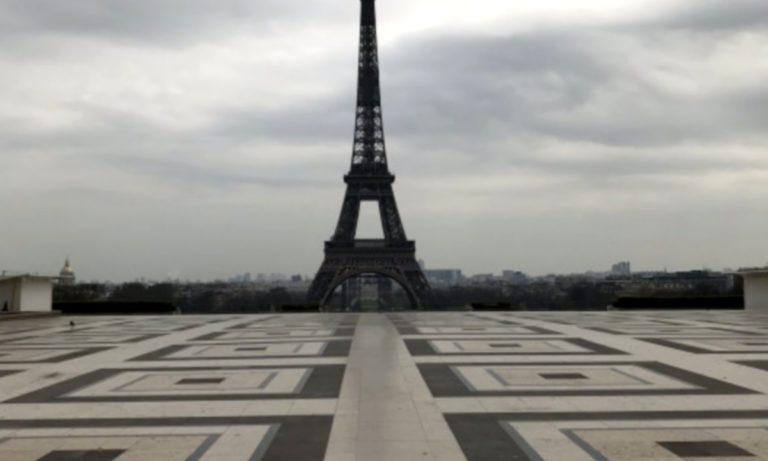 Κορονοϊός: Πόλη – φάντασμα το Παρίσι μετά τo lockdown (vid-pics)