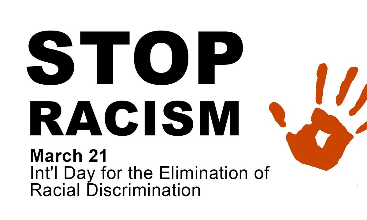 Παγκόσμια Ημέρα κατά του ρατσισμού