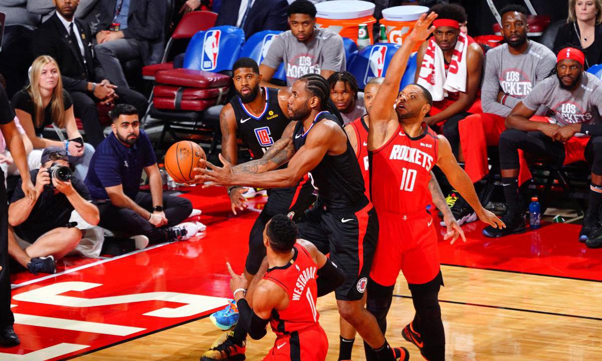 NBA: Παράσταση από Κλίπερς στο Χιούστον, επέστρεψε ο Κάρι - Sportime.GR