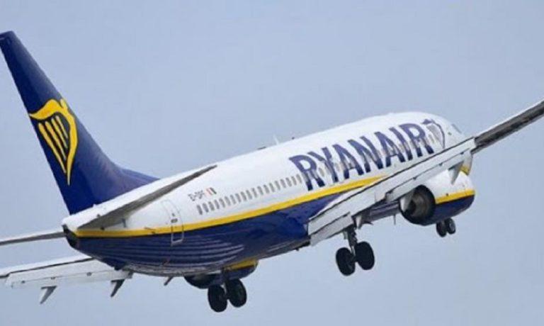 Κορονοϊός: Η Ryanair ανακοίνωσε αναστολή των πτήσεων της μέχρι τον Ιούνιο