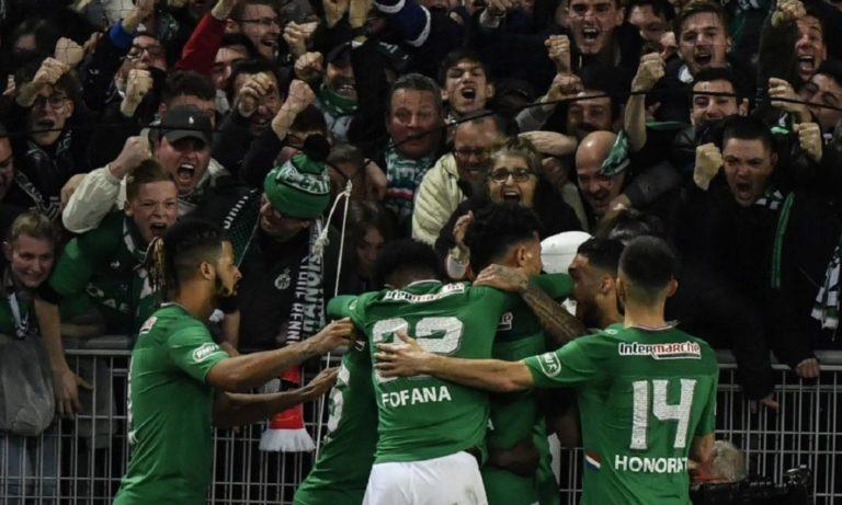 Κύπελλο Γαλλίας: Μετά από 38 χρόνια στον τελικό η Σεντ Ετιέν! (vid)