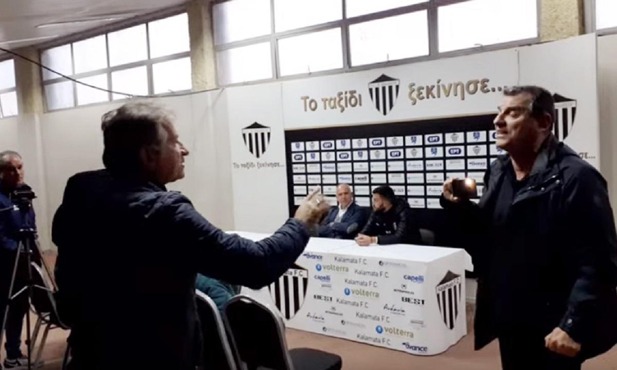 Γεωργούντζος | Ο τεχν. διευθυντής της Καλαμάτας του είπε: «Βγάλε και το στριγκάκι»! (vid) - Sportime.GR