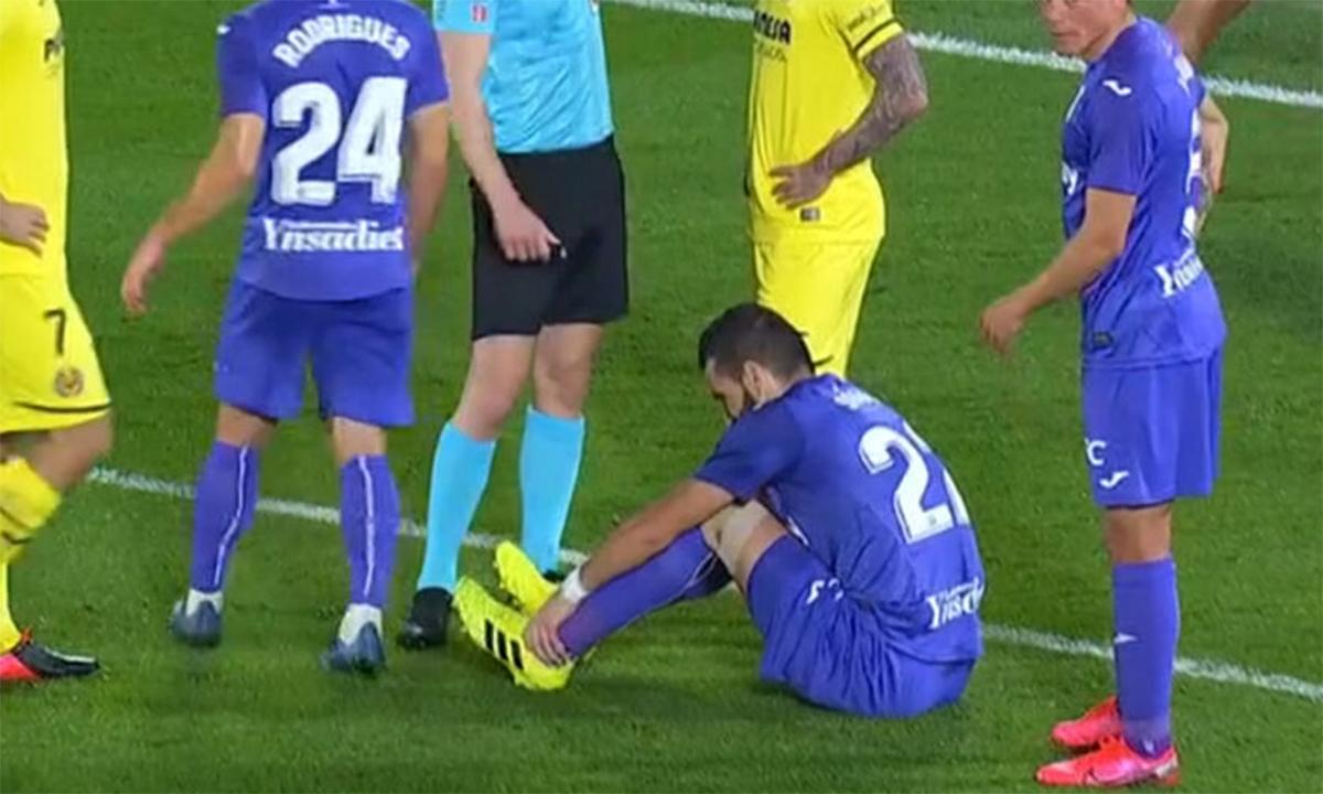 Σιόβας: Τραυματίστηκε στη νίκη της Λεγανές (vid) - Sportime.GR