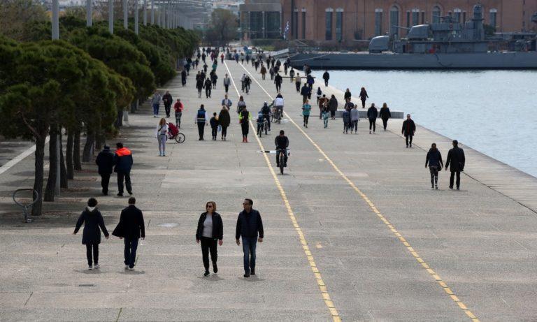 Κορονοϊός: 1955 τα ενεργά κρούσματα στη Θεσσαλονίκη – Από τις 06:00 της Παρασκευής το lockdown