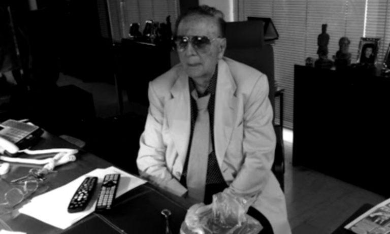 Σαν σήμερα «έφυγε» ο Θόδωρος Νικολαΐδης