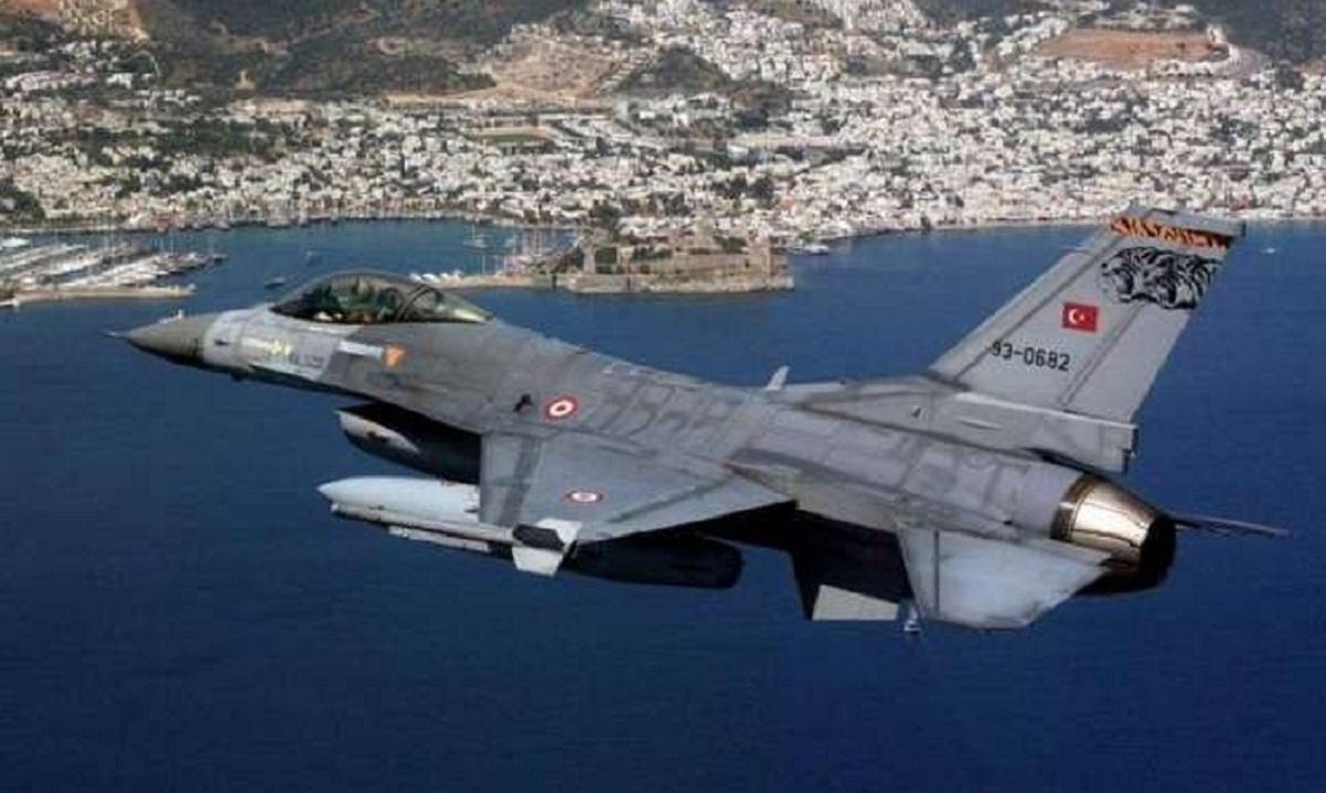 Τουρκική προκλητικότητα ανήμερα 25ης Μαρτίου: 37 παραβιάσεις και 10 υπερπτήσεις (vids)