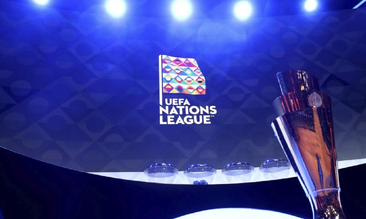 Nations League: Οι όμιλοι των τεσσάρων κατηγοριών