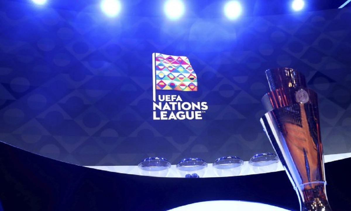 Nations League: Οι όμιλοι των τεσσάρων κατηγοριών - Sportime.GR