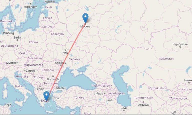 Η αναμονή της επιστροφής στην Ελλάδα από την Ρωσία