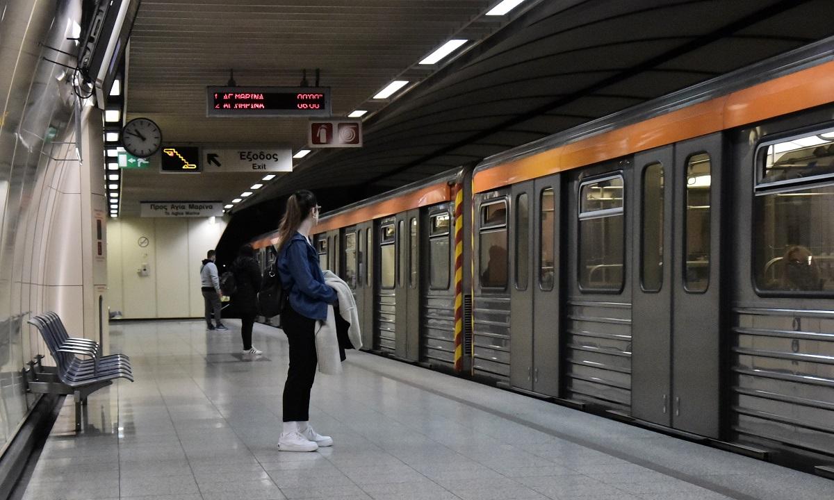 Μετρό: Κλειστοί οι σταθμοί «Πανεπιστήμιο», «Σύνταγμα» και «Ευαγγελισμός»