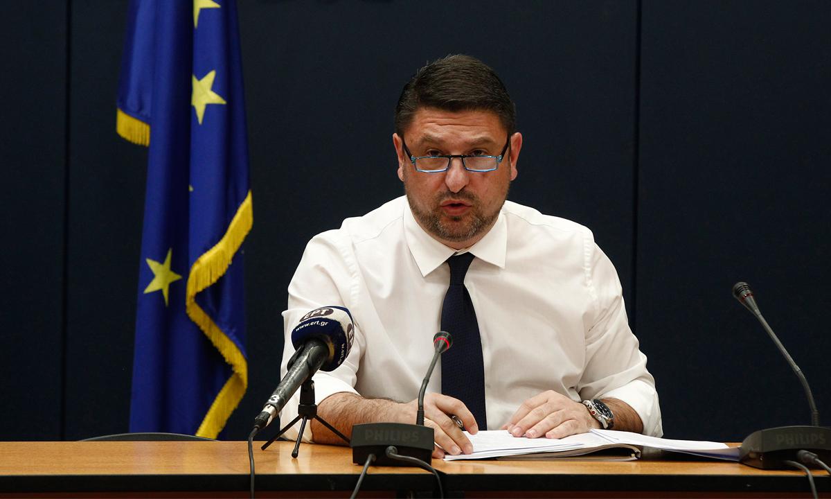 Νίκος Χαρδαλιάς: Την επόμενη εβδομάδα οι ανακοινώσεις για την χαλάρωση των μέτρων