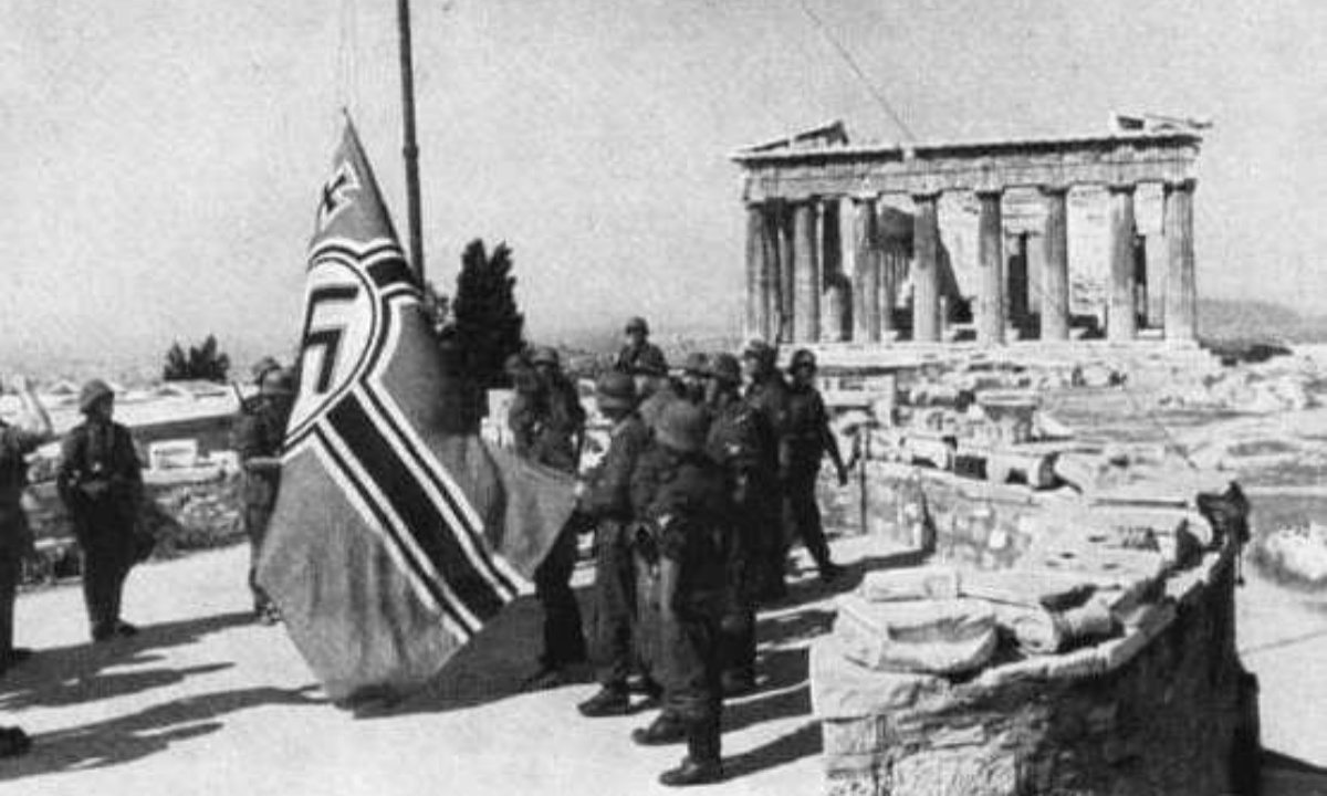 Σαν Σήμερα: Τα γερμανικά στρατεύματα καταλαμβάνουν την Αθήνα