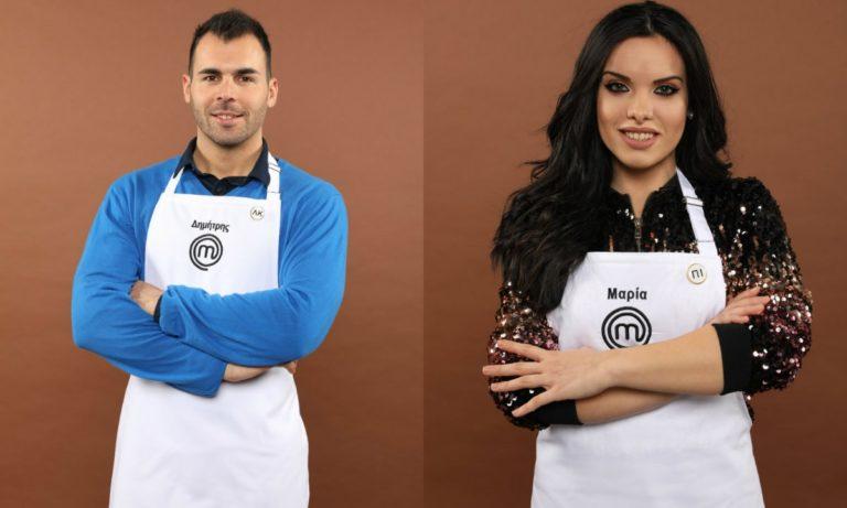 Master Chef: Χώρισαν Μπέλλος και Μαρία!