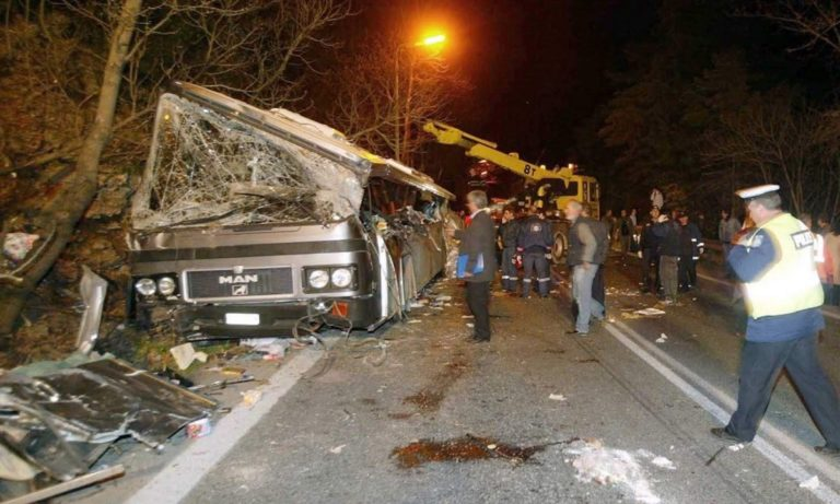 13 Απριλίου 2003: Η τραγωδία στα Τέμπη που δεν θα ξεχαστεί ποτέ