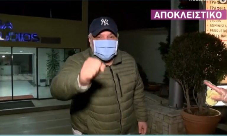 Κι άλλη απάντηση του Αρναούτογλου στον Κανάκη, αυτή τη φορά με μάσκα! (vid)