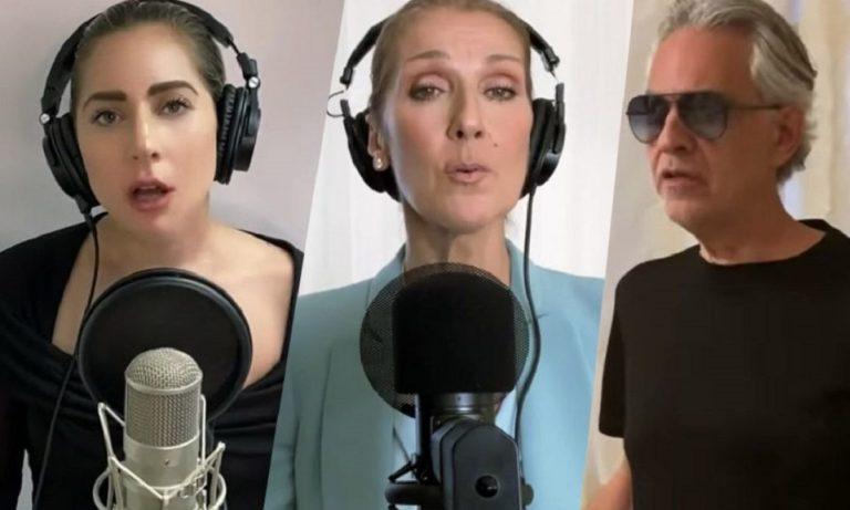 Κορονοϊός: To συγκλονιστικό τραγούδι του Μποτσέλι για τους γιατρούς και τους νοσοκόμους (vid)