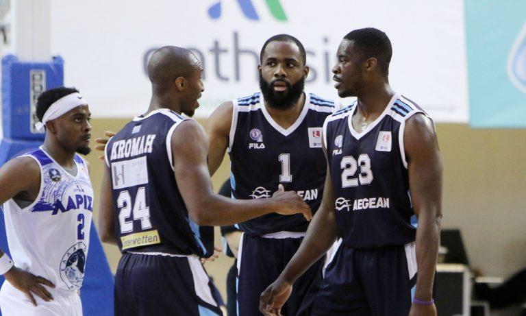 Basket League: Κοιτούν τους ξένους που σκοράρουν