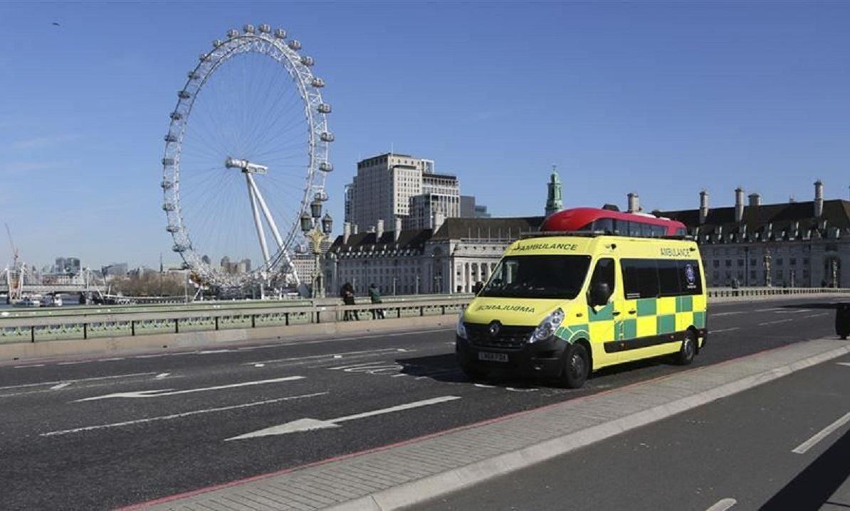 Κορονοϊός – Βρετανία: Αυξάνονται ραγδαία οι θάνατοι – 708 νεκροί σε ένα 24ωρο!