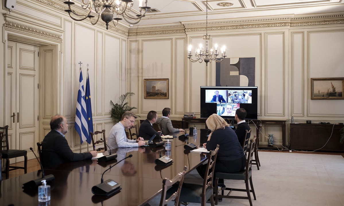 Eurogroup: Διακόπηκε προσωρινά η τηλεδιάσκεψη – θρίλερ (vids)