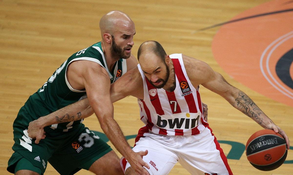 Παναθηναϊκός- Ολυμπιακός «αιώνια» σύμπλευση στην Euroleague