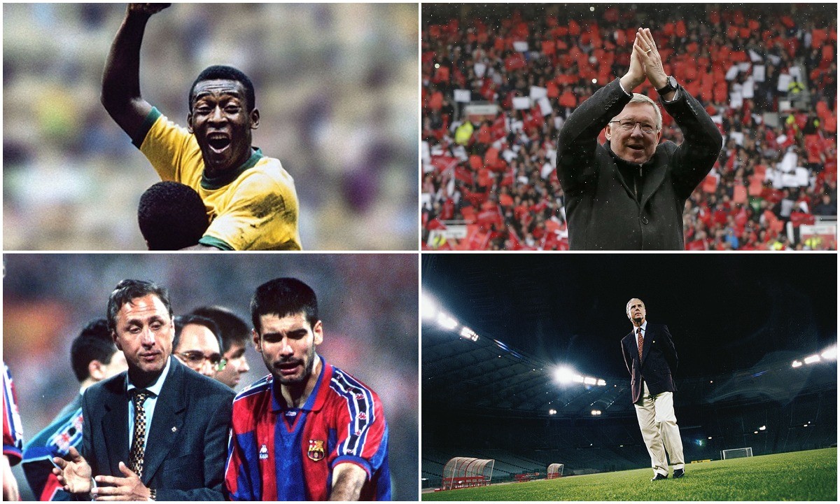 World Football: Μορφές που άλλαξαν την ιστορία