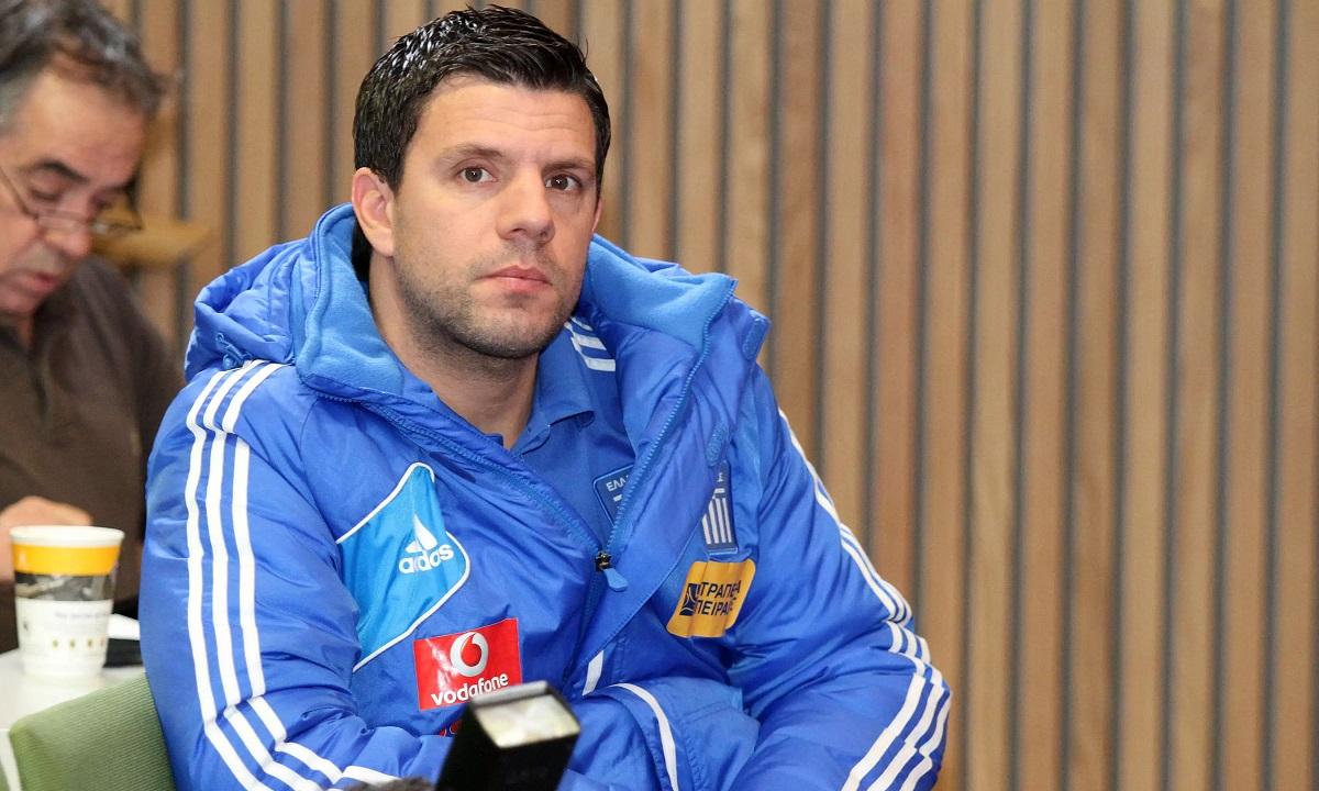 Τάκης Φύσσας: «Η Ατλέτικο είναι σαν την Εθνική του 2004» - Sportime.GR