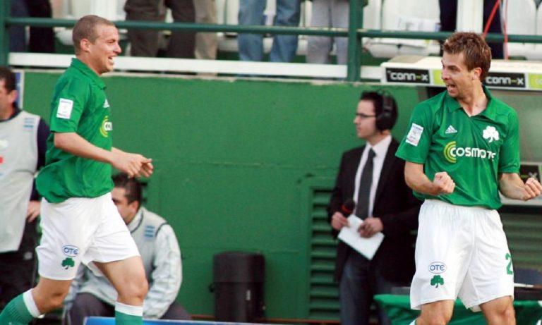 Σαν Σήμερα (30/04/08): Ο Παναθηναϊκός συντρίβει την ΑΕΚ με 4-1