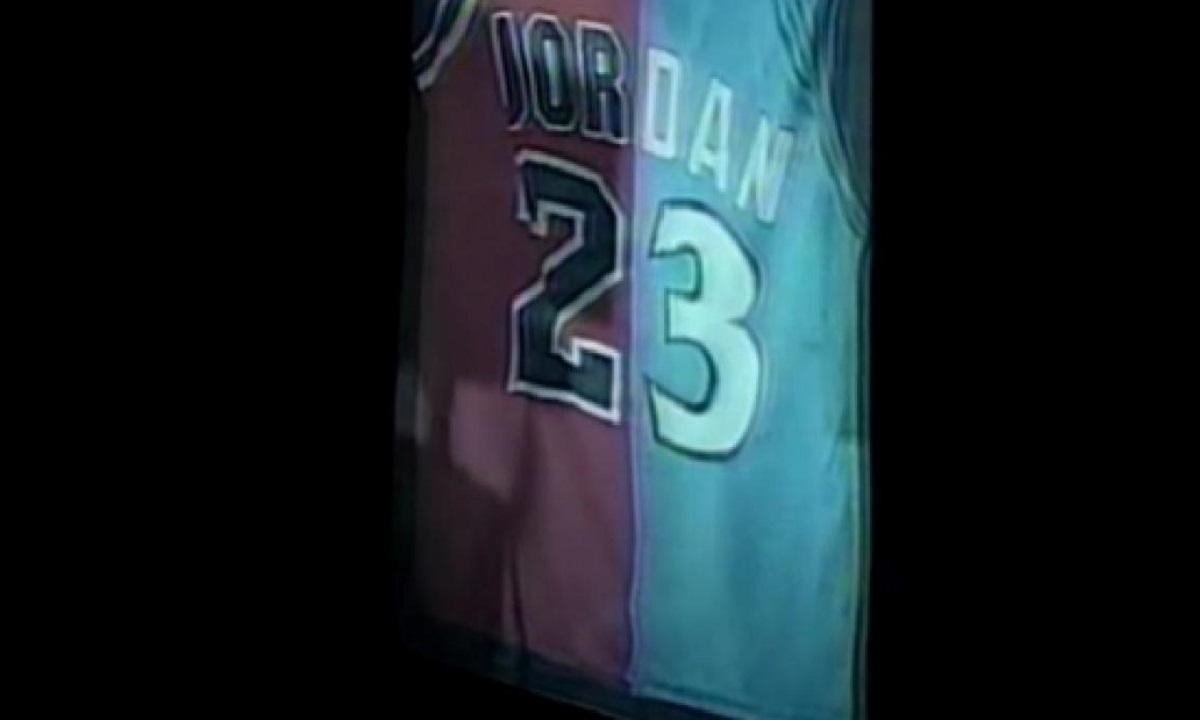 Ο Μάικλ Τζόρνταν είναι τόσο θρυλικός που του έχουν αποσύρει τη φανέλα στο Μαϊάμι! (vids)